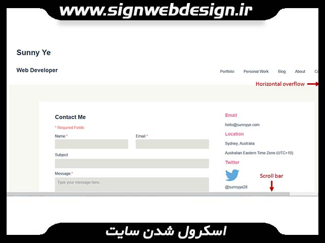 [عکس: horizontal-overflow-scroll-website.jpg]