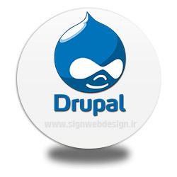 طراحی سایت با دروپال
