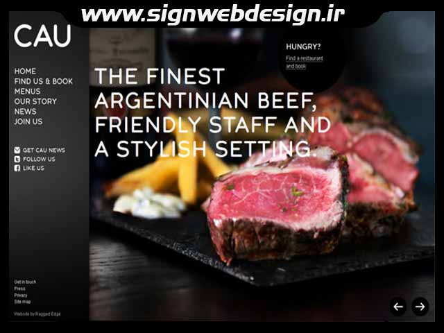 [عکس: restaurant-website.jpg]